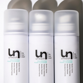 Unwash Voumizing Dry Cleanser Foam