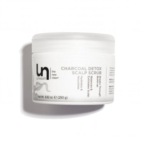 Unwash Charcoal Detox Scalp Serum